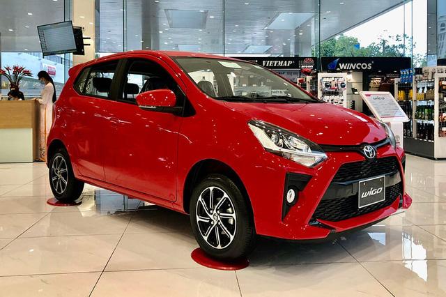 Toyota Wigo khuyến mại gần 50 triệu đồng tại đại lý, quyết đuổi Kia Morning sau khi tụt lại phía sau - ảnh 1