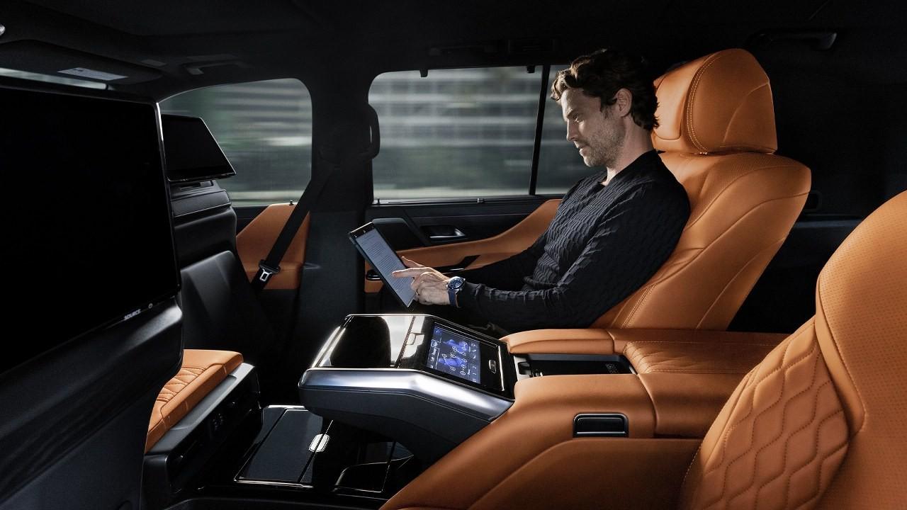 Lexus LX600 2022 ra mắt - ảnh 5