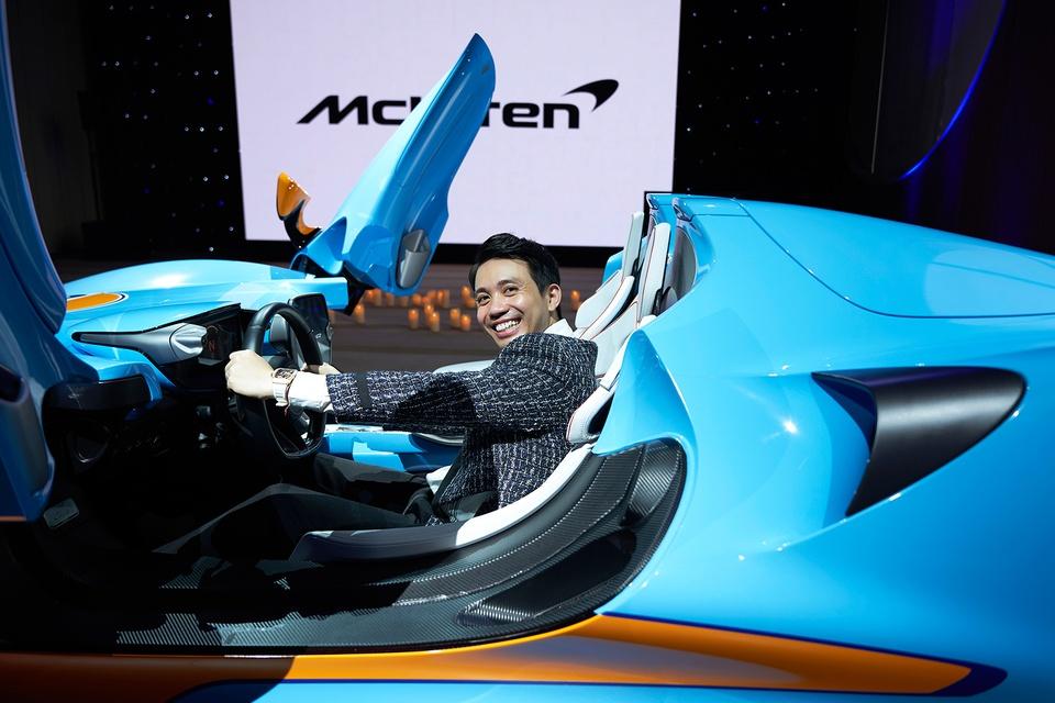 McLaren Elva xuất hiện tại TP.HCM cùng Minh Nhựa - ảnh 3