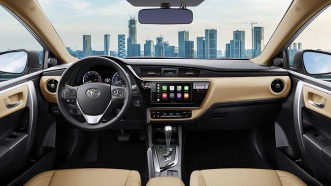 Toyota Corolla Altis tặng lệ phí trước bạ khủng nhất từ trước tới nay - ảnh 3
