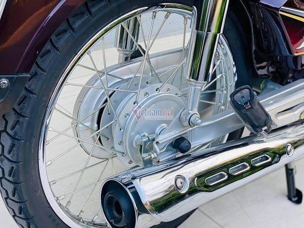 Honda Dream Việt biển ngũ 9 độc nhất miền Bắc giá gần 400 triệu đồng - ảnh 6