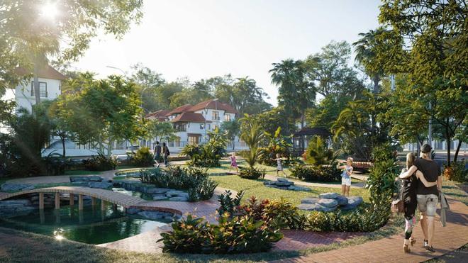 Phân khu Tropical Park -