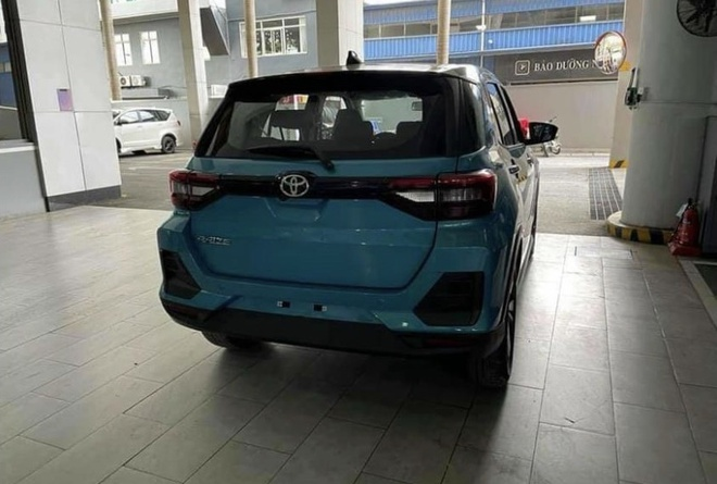 Đại lý chào giá Toyota Raize 530 triệu đồng - ảnh 5