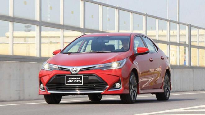 Toyota Corolla Altis tặng lệ phí trước bạ khủng nhất từ trước tới nay - ảnh 2