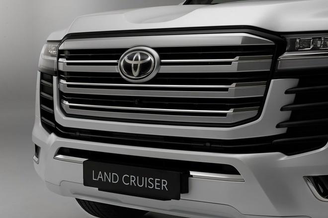Land Cruiser 2022 trở thành hàng hiếm - ảnh 7