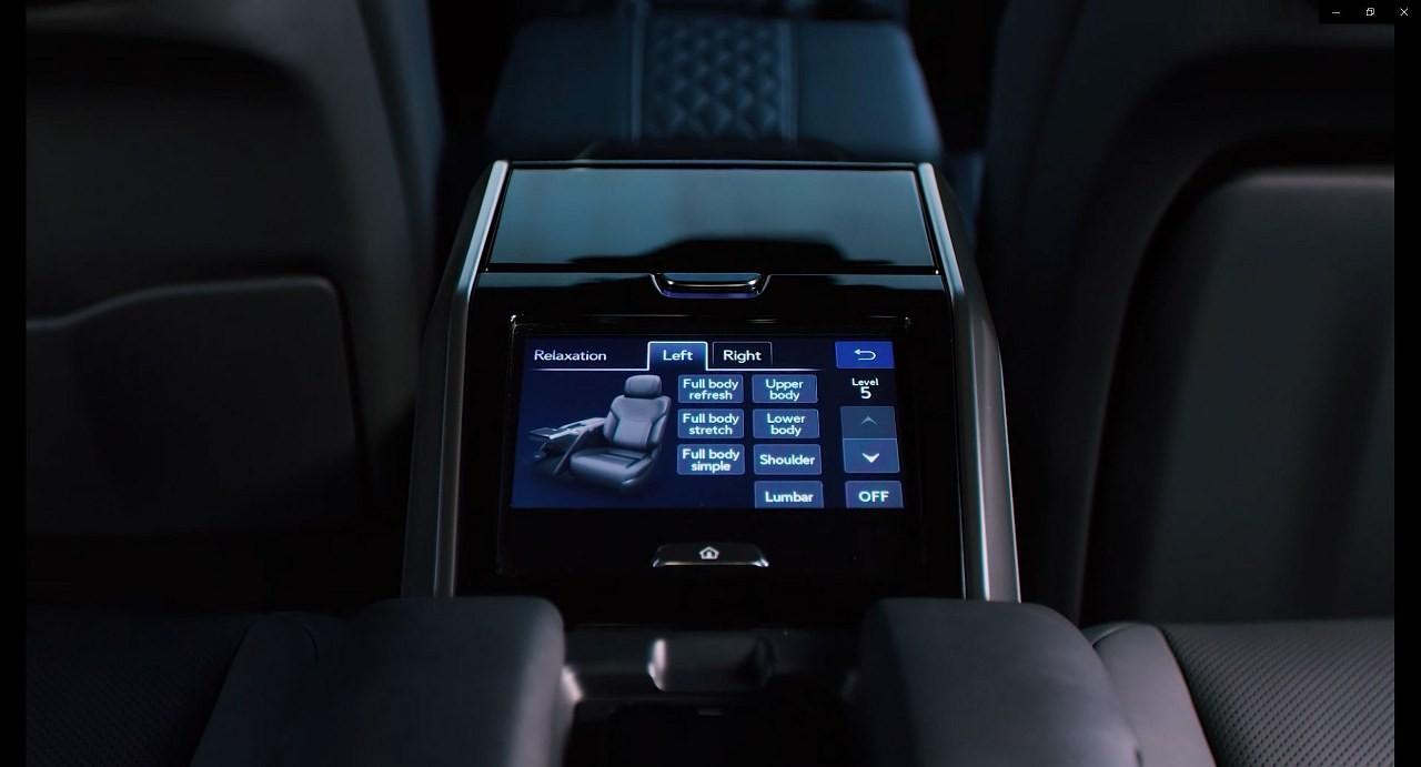 Lexus LX600 2022 ra mắt - ảnh 16