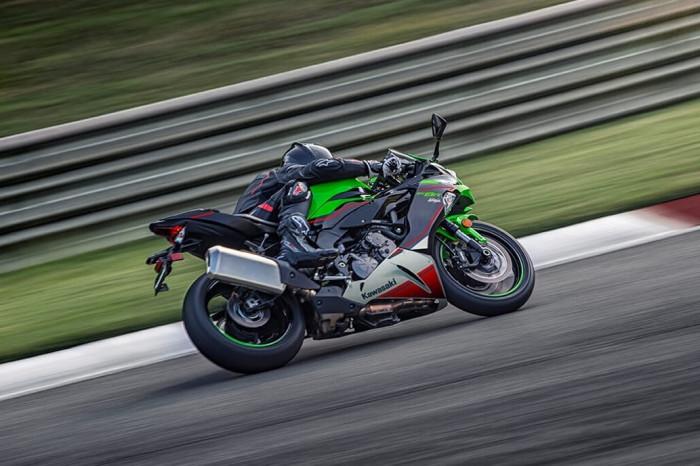 Mô tô thể thao Kawasaki Ninja ZX-6R 2022 ra mắt, giá 239 triệu đồng - ảnh 4