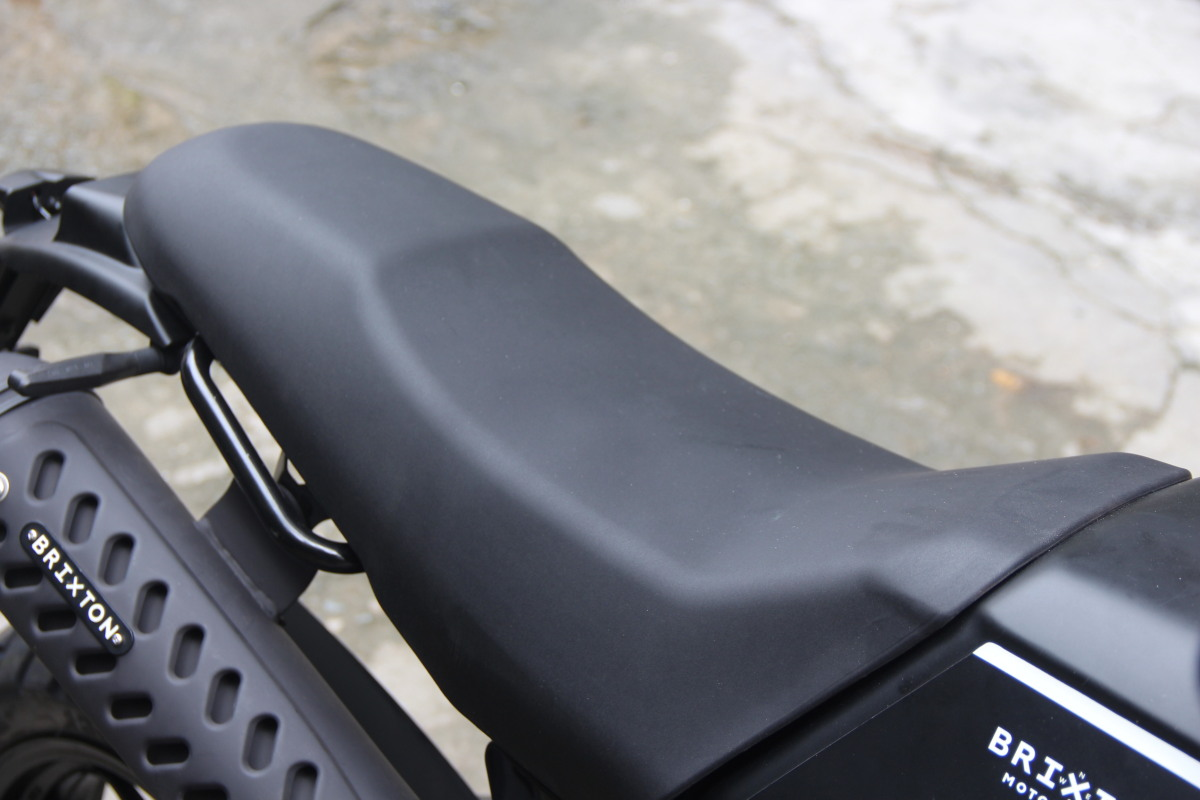 Brixton Mini 125 – đối thủ Honda MSX về Việt Nam - ảnh 8