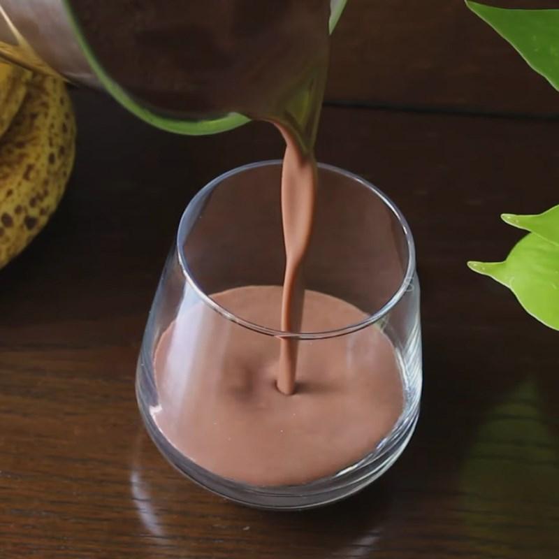 2 cách làm sinh tố chuối ca cao thơm ngon béo ngậy đơn giản ai cũng mê - ảnh 7