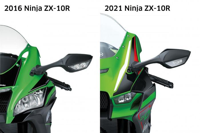 Mô tô thể thao Kawasaki Ninja ZX-6R 2022 ra mắt, giá 239 triệu đồng - ảnh 33