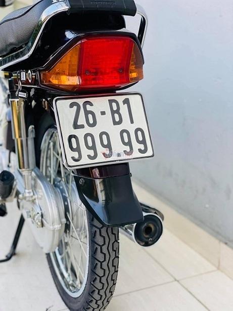 Honda Dream Việt biển ngũ 9 độc nhất miền Bắc giá gần 400 triệu đồng - ảnh 2