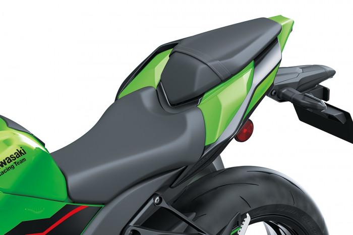 Mô tô thể thao Kawasaki Ninja ZX-6R 2022 ra mắt, giá 239 triệu đồng - ảnh 29