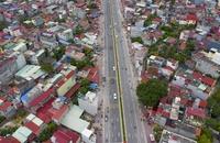 Tuyến đường hơn 2.000 tỷ kết nối từ cửa ngõ tới trung tâm Hải Phòng