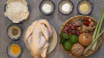 3 cách làm gà ủ muối cực đơn giản tại nhà, da vàng ươm, giòn rụm, thịt ngọt mềm, thơm nức mũi