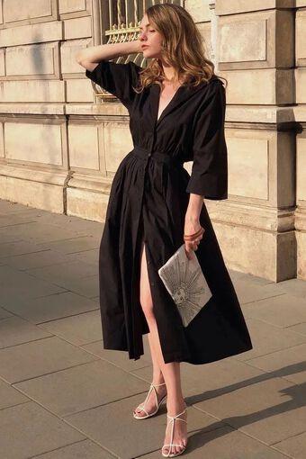 2 đôi sandals mà cứ diện váy là gái Pháp sẽ chọn: Đẹp thôi chưa đủ còn hack chân dài miên man ai nhìn cũng mê