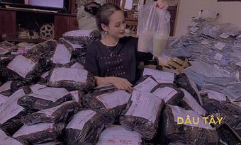 Dâu Tây Store – Cửa hàng thời trang được nhiều bạn trẻ yêu thích
