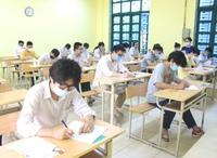 Các tỉnh phía bắc ''gửi' thí sinh thi đợt 2 tại hội đồng thi Hà Nội