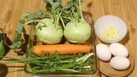 Cách làm su hào xào trứng thơm béo hấp dẫn cho bữa cơm gia đình