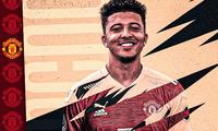 Bất ngờ với mức lương khiêm tốn của Jadon Sancho tại Man Utd