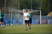 Filip Nguyễn tham dự vòng loại cúp châu Âu