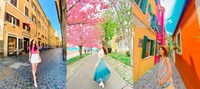 """Nữ du học sinh Đà Nẵng hút """"ngàn like"""" với ảnh đẹp như blogger du lịch"""