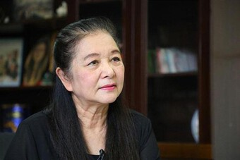 [ẢNH] Hạnh phúc tuổi xế chiều của NSƯT Thanh Loan phim 'Biệt động Sài Gòn'