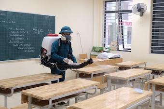 Hà Nội trưng dụng 16 trường đại học làm khu cách ly tập trung