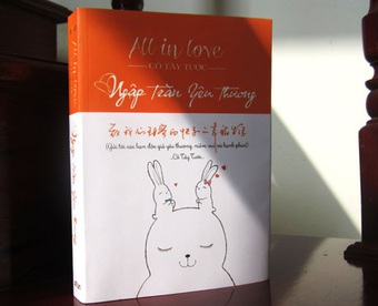 """All in love"" – Cuốn tiểu thuyết từ đời thực"
