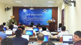 Đề xuất kinh phí đào tạo và phát triển nguồn nhân lực an toàn thông tin