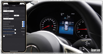 Người Việt đã làm được cảm biến áp suất lốp cho xe Mercedes của Đức?