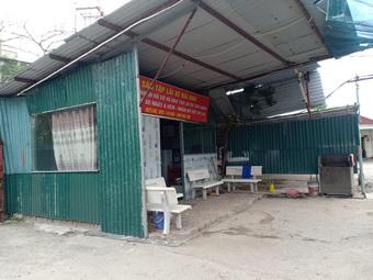 """Hà Nội: Sân tập lái xe """"chui"""" ngang nhiên hoạt động ở địa bàn phường Mễ Trì"""