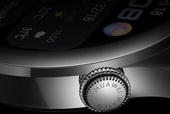 Huawei Watch 3 Pro siêu sang trình làng, có eSIM và pin 21 ngày