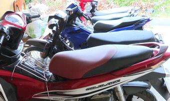 Quảng Trị: 4 thanh thiếu niên thuê ô tô đi trộm xe máy