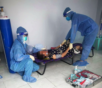 TP.HCM nâng cấp hệ thống điều trị COVID-19 lên 5 tầng