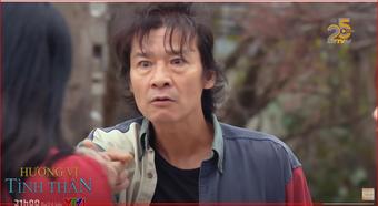 """Phim hot Hương vị tình thân tập 69: Ông Sinh dọa """"làm thịt"""" bà Xuân"""