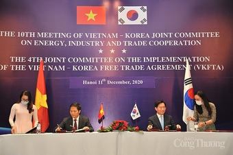 """Thỏa thuận cộng gộp xuất xứ dệt may với Hàn Quốc: Xuất khẩu sang EU """"rộng mở"""""""