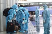 Chuyến bay đầu tiên đón công dân từ TPHCM về đến Gia Lai