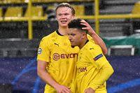 Gia nhập Man Utd, Sancho gửi ngay thông điệp đến Haaland