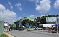 Thống nhất quy định kiểm soát y tế với xe vận chuyển hàng hóa trong các tỉnh phía nam