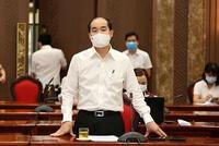 Hà Nội dự báo số ca nhiễm và kịch bản ứng phó 50.000 giường bệnh