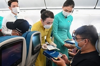 Khốn khó vì Covid-19, gần 9.700 lao động của Vietnam Airlines không có việc làm