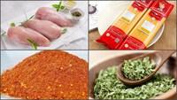 Cách làm mì ý gà rán tandoori đậm vị Ấn Độ độc lạ siêu bắt vị