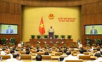 Tập trung chống dịch COVID-19, Kỳ họp thứ nhất – Quốc hội khóa XV rút ngắn 3 ngày