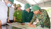 Chủ tịch tỉnh Thừa Thiên - Huế chỉ đạo công tác tìm kiếm cứu nạn tại Rào Trăng 3