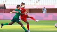 Hòa ''điênrồ'', tuyển nữ Trung Quốc nguy cơ bị loại sớm ở Olympic