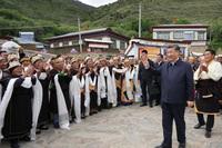 Chủ tịch Trung Quốc Tập Cận Bình lần đầu đến thăm Tây Tạng