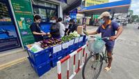 Ngồi nhà vẫn có nhiều cách ''đi chợ'' thực phẩm mùa dịch
