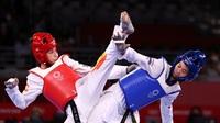Nữ võ sĩ giúp Thái Lan giành HCV đầu tiên tại Olympic Tokyo 2020