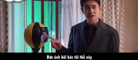 """Đàm Tùng Vận đòi đấm vỡ mặt Lâm Canh Tân ở phim mới, ai dè bị mỹ nam """"bắt bẻ"""" một chuyện hài hước hết cỡ"""