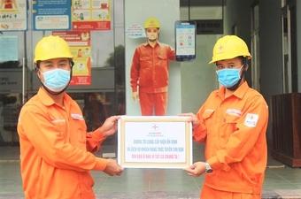 Ngành điện Quảng Bình: Quyết liệt triển khai các biện pháp phòng chống dịch bệnh Covid-19
